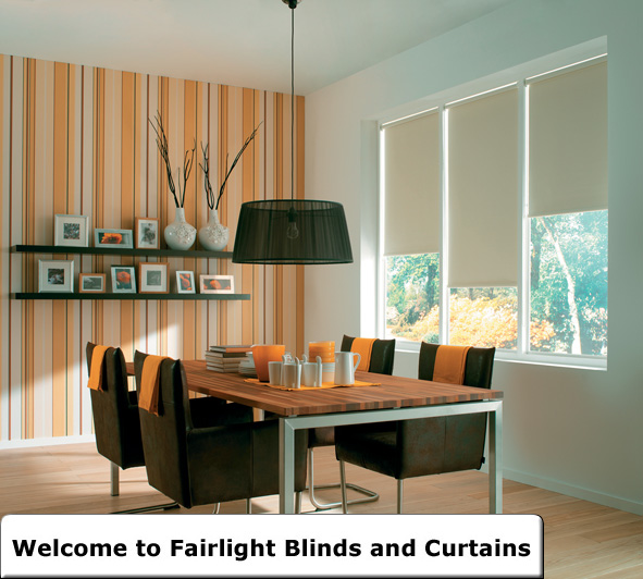 An example of our Roller Blinds